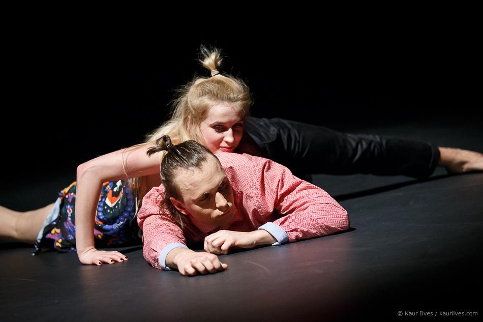 Eliisa Lott. tantsivad Julia Koneva ja Aleksandr Žemžurov. fotograaf Kaur Ilves