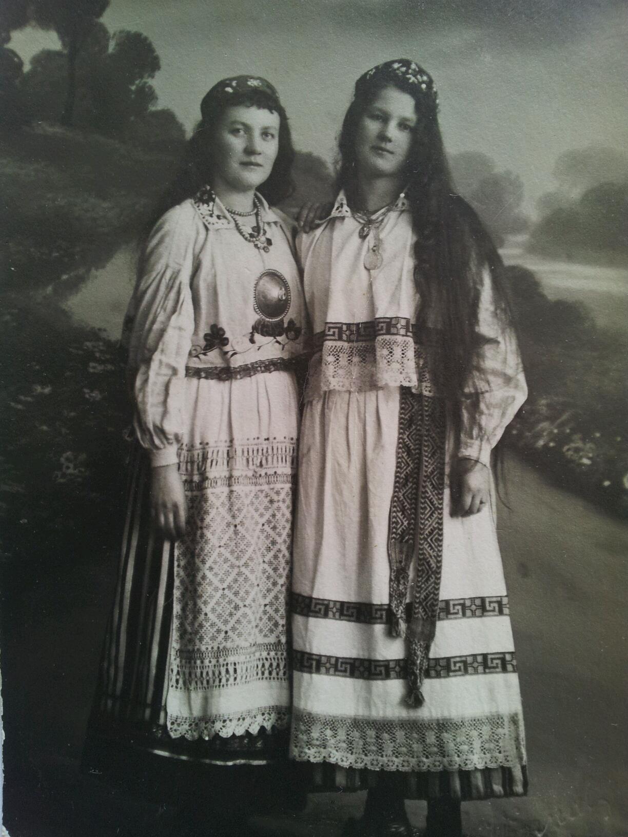 Julia vanaema 1914 Vaivara laadal
