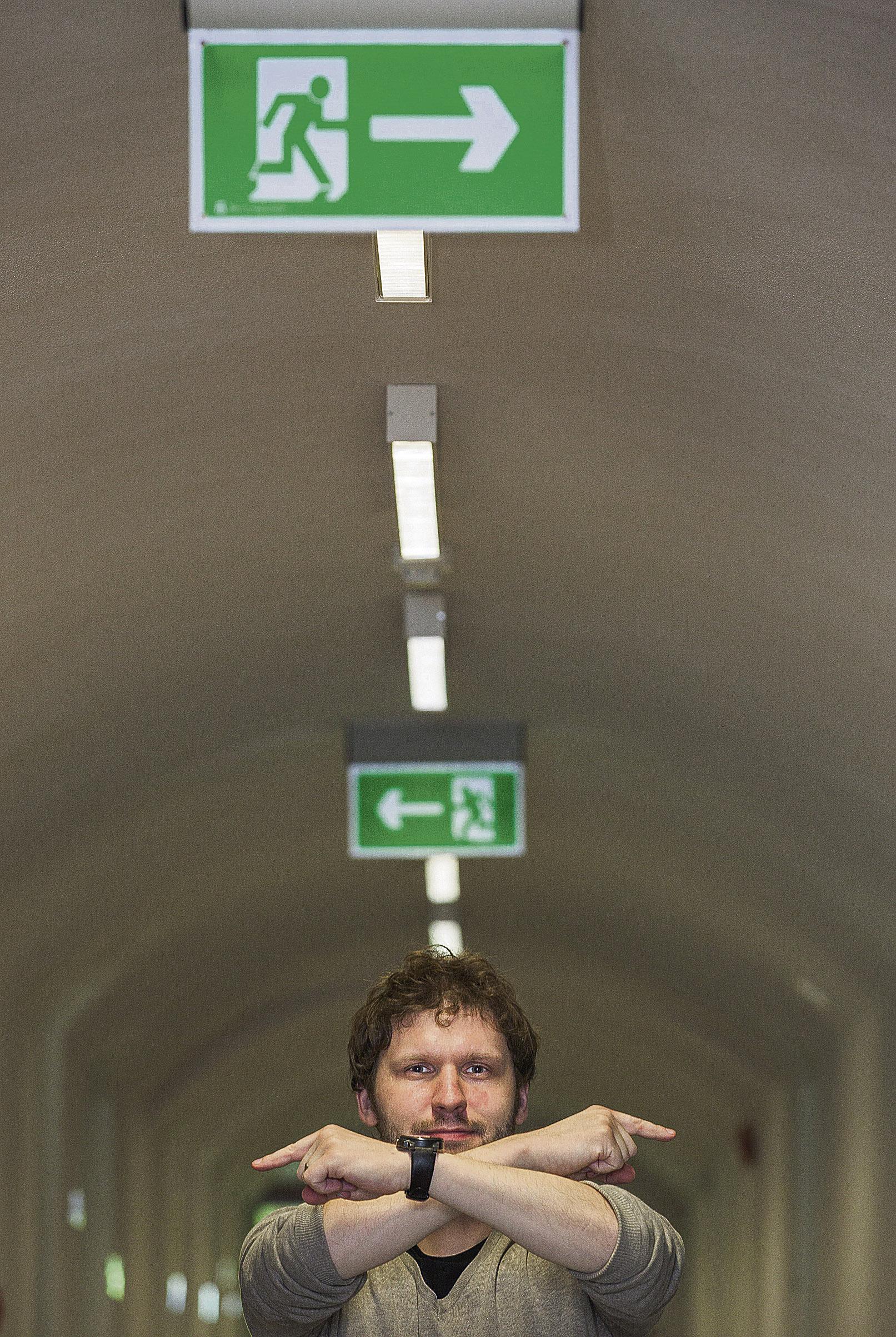 Tartu:Psühholoogiadoktor Andero Uuusberg töötab Tartu Ülikoolis.