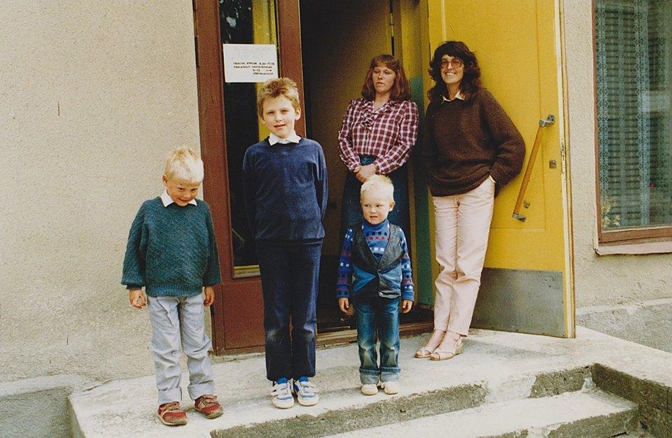 Väiksed Uusbergid, Viio ja Urve