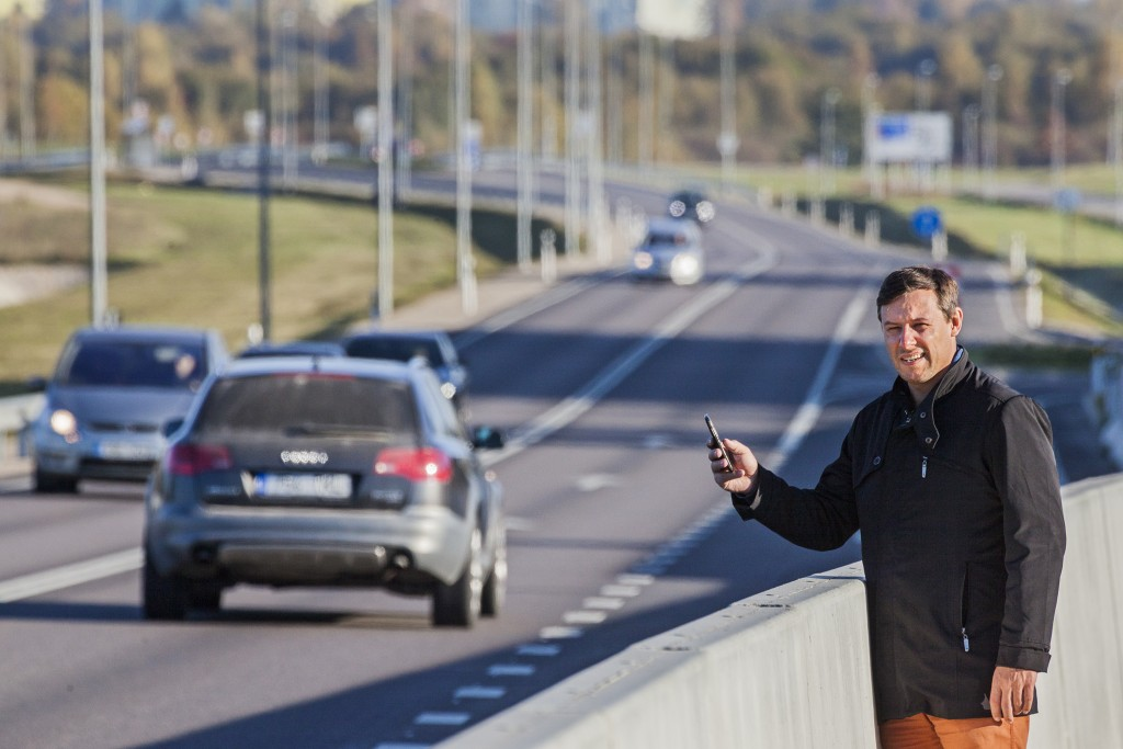 Positium OÜ aitas kaasa Tartu uute liiklussõlmede rajamisele mobiilide positsioneerimisega liikluse analüüsiga
