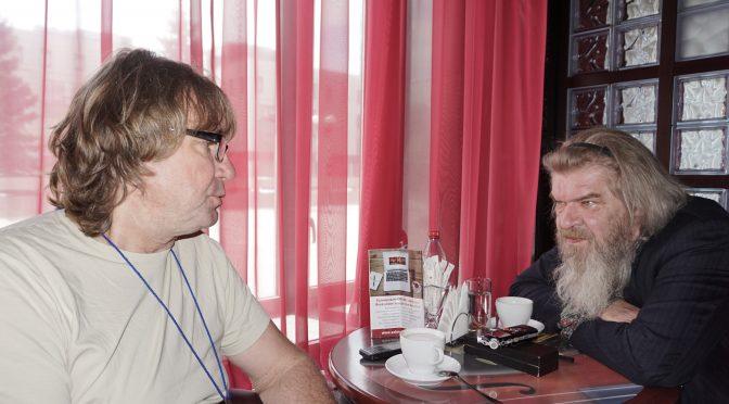 Lavastaja  Aleksei Pesegov: Ma ei otsi mugavust, aga väldin ebameeldivat