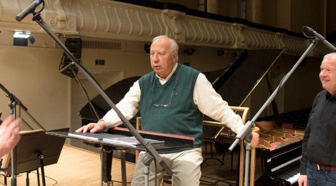 Intervjuu on muusika, kui seda dirigeerib* Neeme Järvi
