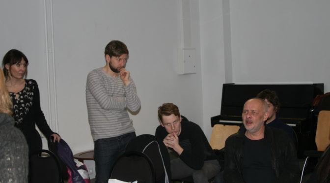 Lausa viis noort hakkab Venemaal lavastajaks õppima