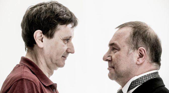 Vene lavastaja Aleksandr Ogarev vaatab tõtt Konstatin Pätsiga