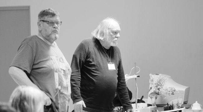 Esimene Oleg Lojevski teatrikunsti laboratoorium Eestis