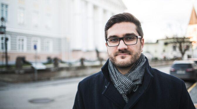 Küberpsühholoog Dima Rozgonjuk: Nutiseadmed on uus reaalsus