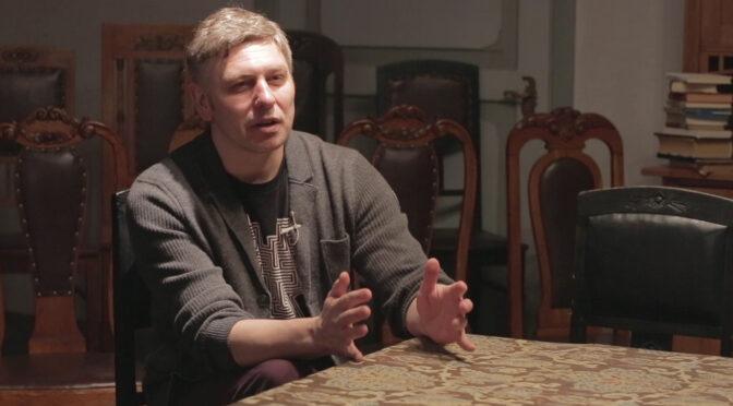 Marius Ivaškevičius – murranguaja inimene