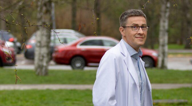 MD PhD Madis Rahu: Arsti parim omadus on patsient ära kuulata