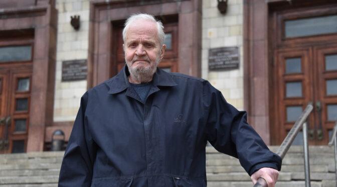 Eduard Käbin: Et mulle nõukogude võim juba varem ei meeldinud, selles mängis oma rolli ka isa