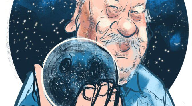 Jaan Tooming: Oleme täpid tohutus universumis