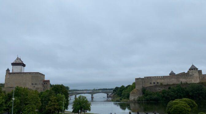 Vabaduse festival Narvas – kohtumine kahe maailma piiril
