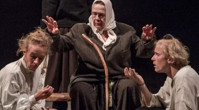 Mari Lille äratundmine laval ja elus