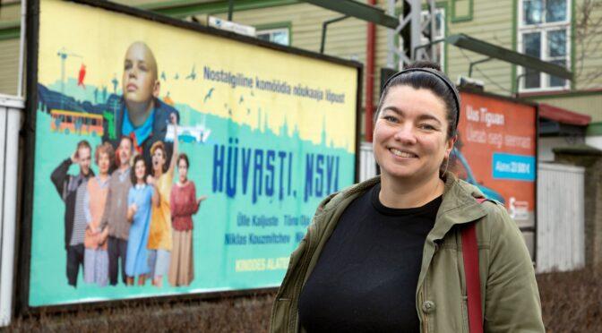 Elen Lotman – filmioperaator, kes süveneb tajupsühholoogiasse