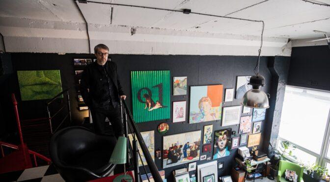Galerist Raul Oreškin: koroona-aeg on kunsti müügile kasuks tulnud