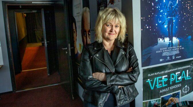 Edith Sepp: Eesti filmil on loorberipärg peas ja ninast veri väljas